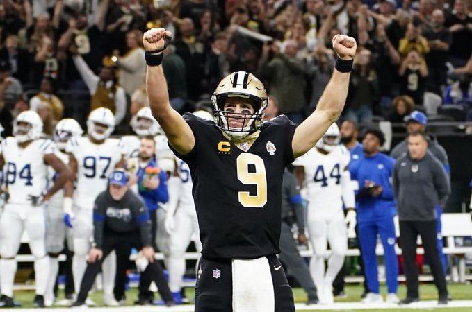 Drew Brees continuará en la NFL