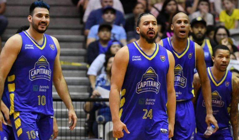 Los Capitanes CDMX, a un paso de la NBA