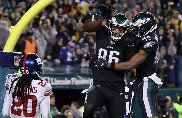 Los Eagles dan otro paso hacia el título de la NFC Este