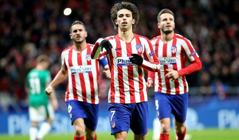 El Atlético de Madrid ganó y sigue con vida en la UEFA Champions League