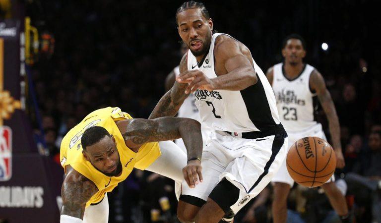 Celtics imponen su categoría; Lakers y Bucks caen sorpresivamente en Navidad