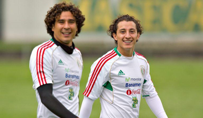 TOP 5: Los mejores futbolistas mexicanos de la década