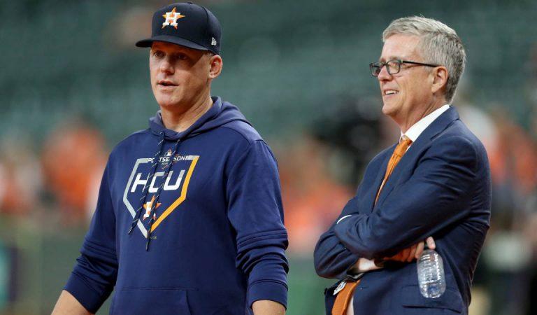 La MLB aplica dura sanción sobre los Astros