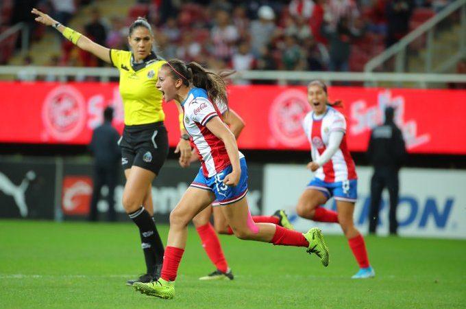 En gran partido, Chivas Femenil derrotó al León