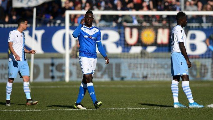 Siguen los actos de racismo en el futbol italiano