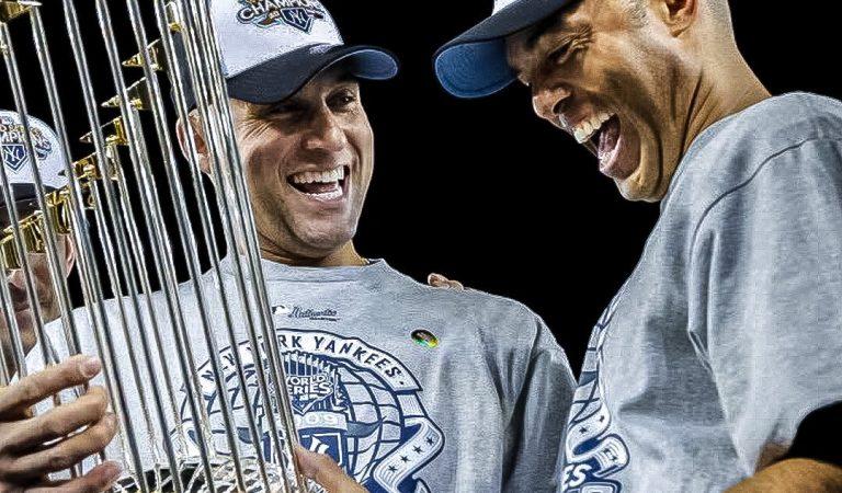 Derek Jeter y su legado en los Yankees como un Salón de la Fama