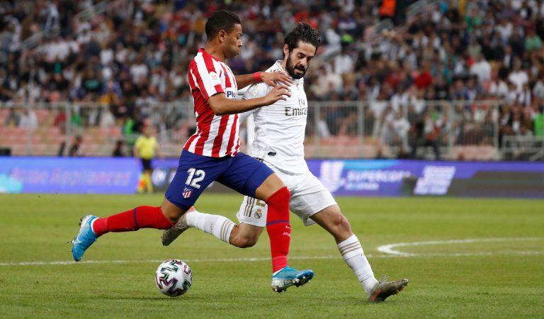 Real Madrid se corona campeón de la Supercopa de España