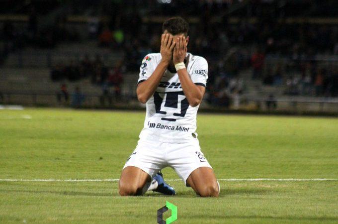 """Victoria """"amarga"""" para Pumas en Copa MX ante Santos Laguna"""