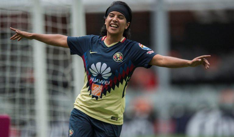 Lucero Cuevas saldrá del América Femenil en préstamo