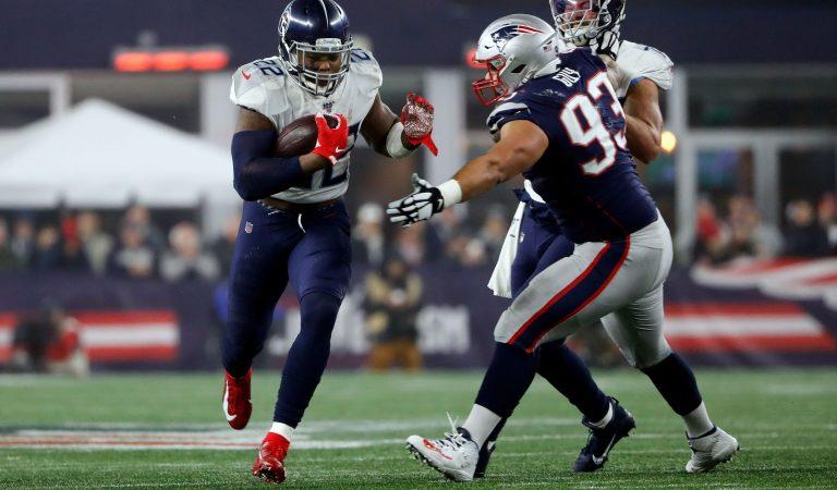 Tennessee destrona a New England y lo deja fuera de playoffs en la NFL