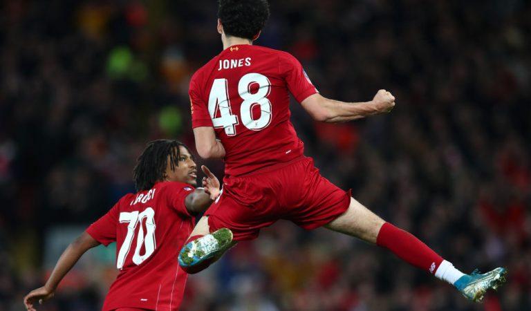 Liverpool se lleva el Merseyside Derbi en la FA Cup