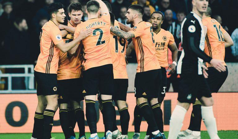 Wolverhampton obtiene empate y Napoli continúa en caída libre
