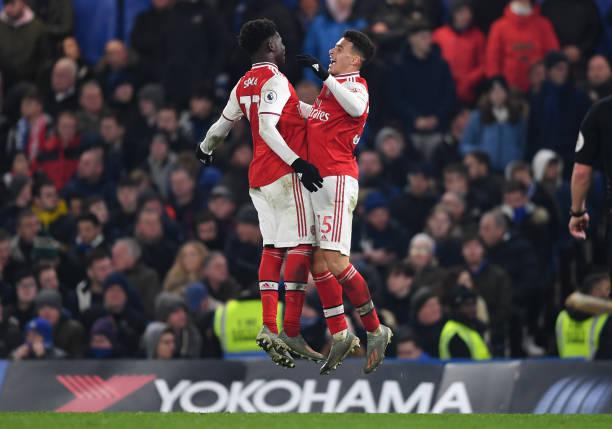 Chelsea y Arsenal dividieron puntos en un espectacular derbi londinense