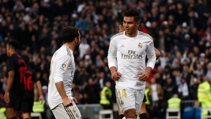 Sufrido triunfo del Real Madrid ante el Sevilla