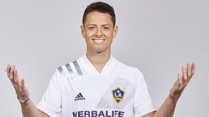 """OFICIAL: """"Chicharito"""" Hernández  es del LA Galaxy"""