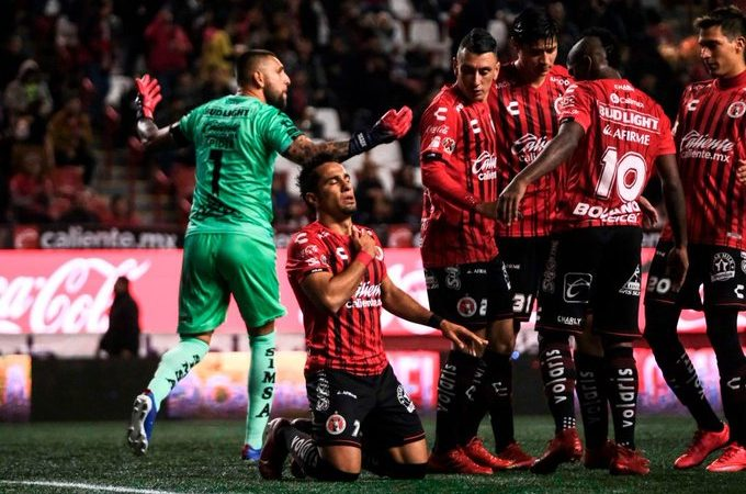 Toluca y Xolos sorprendieron en la fecha inaugural del Clausura 2020