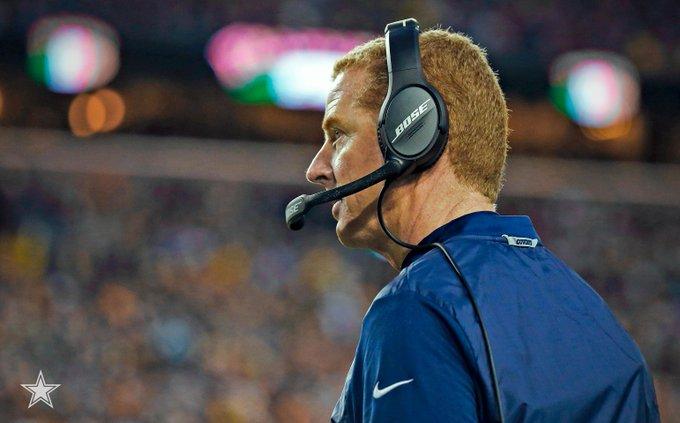 OFICIAL: Jason Garrett terminó su ciclo con los Cowboys