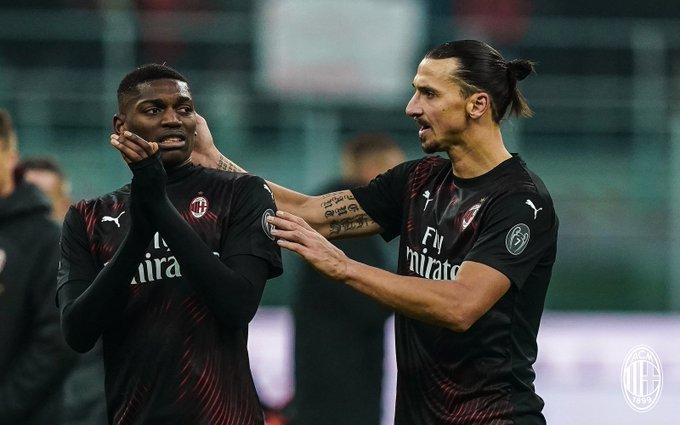 Gris regreso de Zlatan Ibrahimovic al Milán