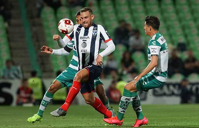 Santos y Monterrey no se hicieron daño en la Copa MX