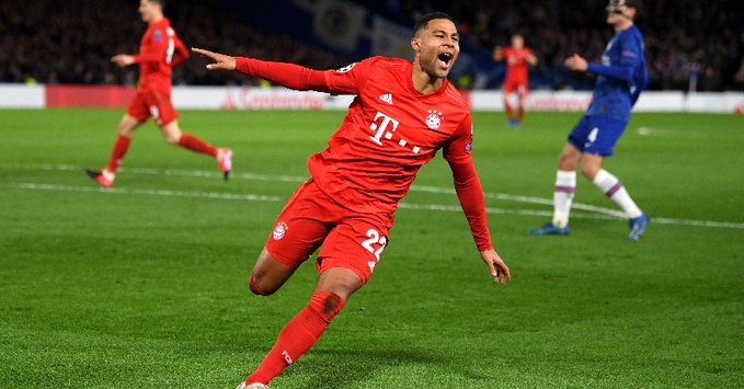 El Bayern Múnich domina a placer al Chelsea en Londres