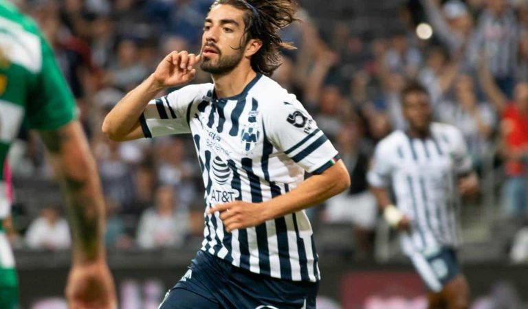 Monterrey confirma la salida de Rodolfo Pizarro
