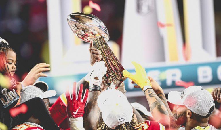 El camino de los Chiefs al título del Super Bowl LIV