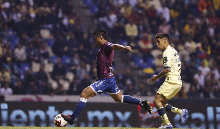 América regresa a la senda de la victoria al doblegar a Puebla