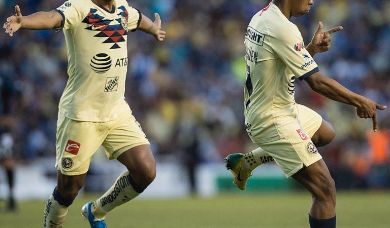 Andrés Ibargüen le da la victoria a América y Bravos hace lo propio con Necaxa