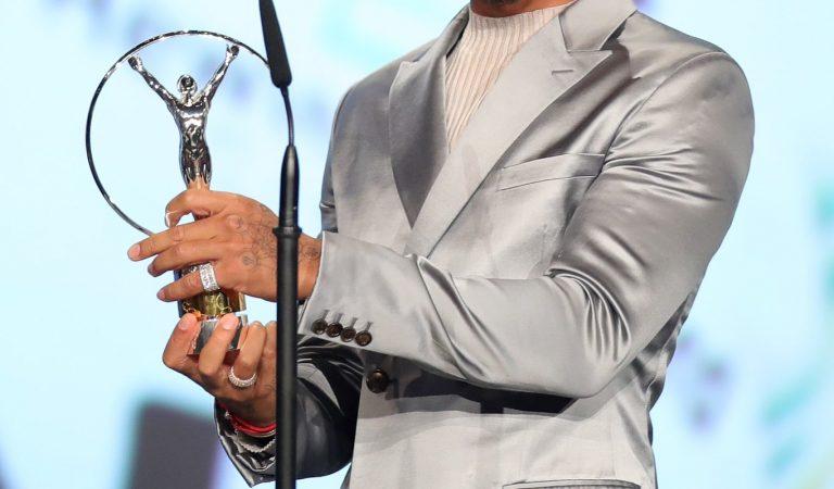 Lionel Messi y Lewis Hamilton ganan los Premios Laureus 2020