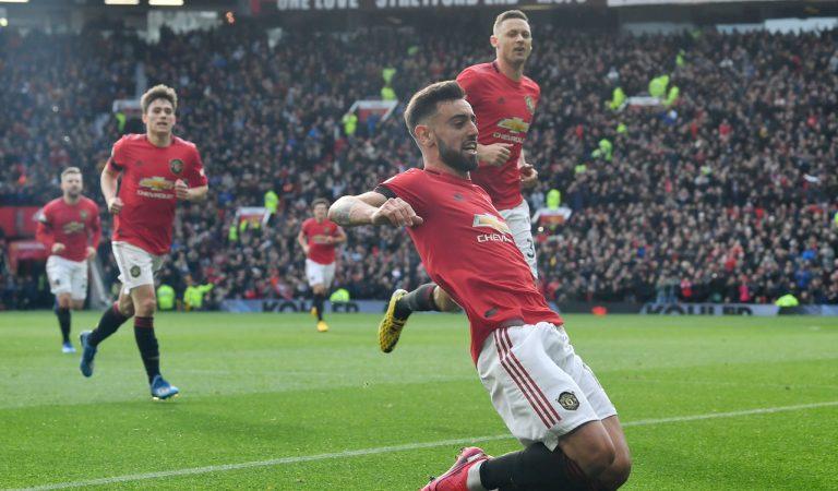 Manchester United y Arsenal sueñan con puestos europeos tras ganar sus cotejos