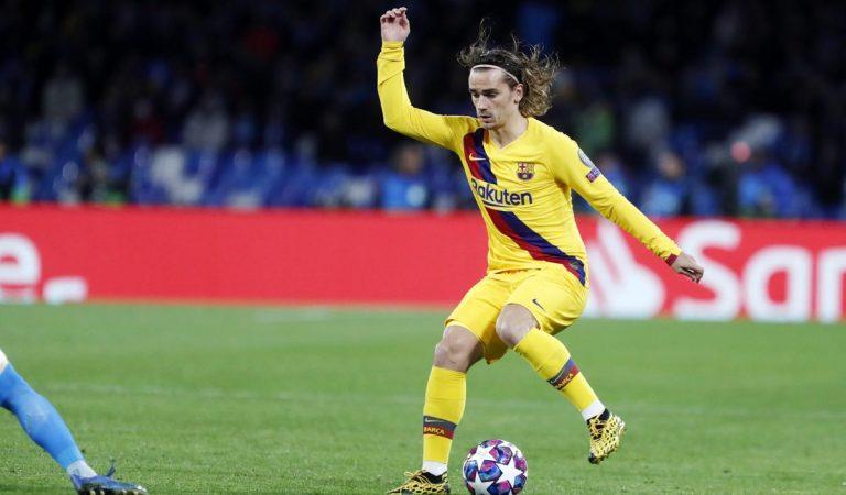 Napoli empata con Barcelona y definirán el boleto a cuartos de final de Champions en España