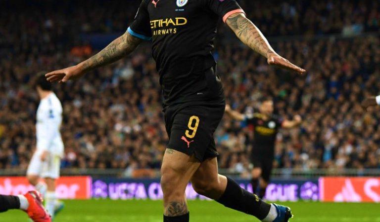 Manchester City remonta y vence al Real Madrid en el Santiago Bernabéu