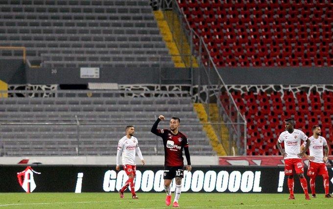Triunfo del Atlas en el vetado Estadio Jalisco