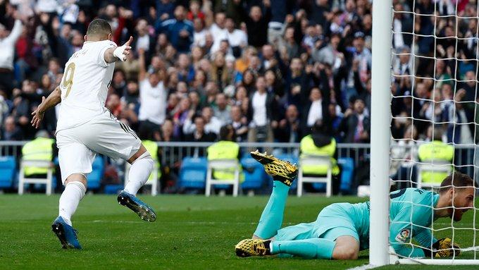 El Derbi Madrileño es para el Real Madrid