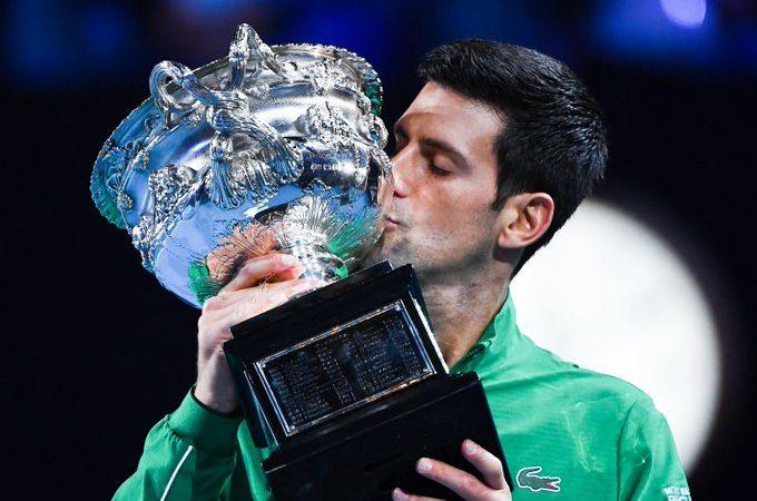 Novak Djokovic se llevó el Abierto de Australia
