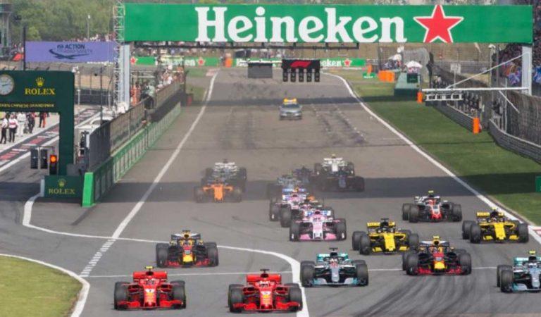 La F1 presentó su calendario 2021