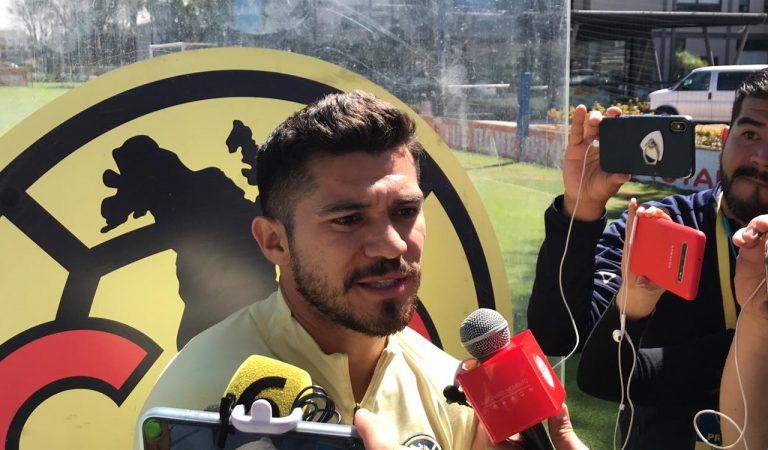 El América evade el tema de Roger Martínez y ya piensa en Querétaro