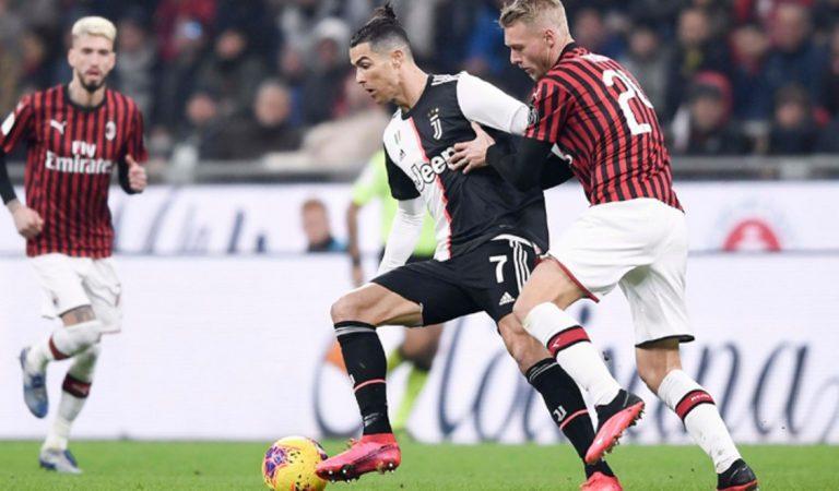 Juventus rebaja salarios a sus jugadores y cuerpo técnico