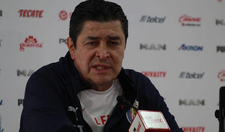 Luis Fernando Tena da positivo por Covid-19
