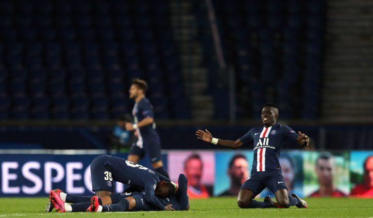 El PSG remontó al Dortmund y amarró su pase a los cuartos de final de la Champions League