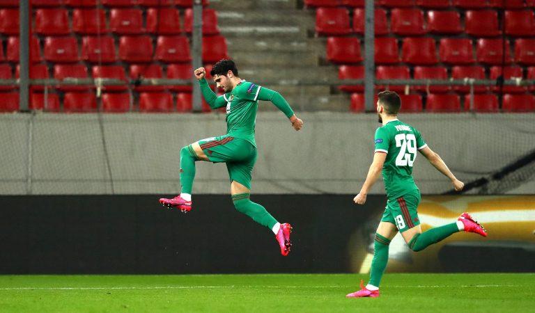Wolverhampton rescata empate ante Olympiacos en la UEFA Europa League