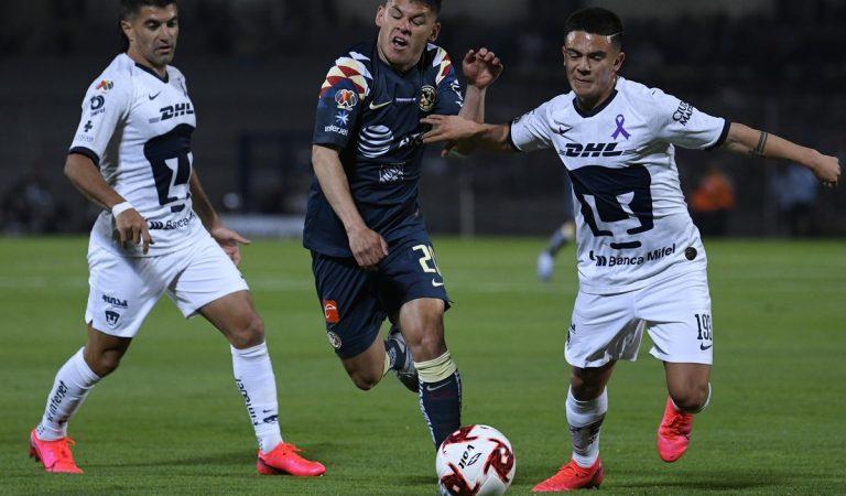 El futbol mexicano parará actividades a partir de mañana