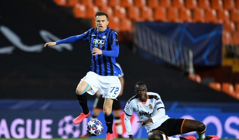 Atalanta y RB Leipzig avanzan a los cuartos de final en la UEFA Champions League