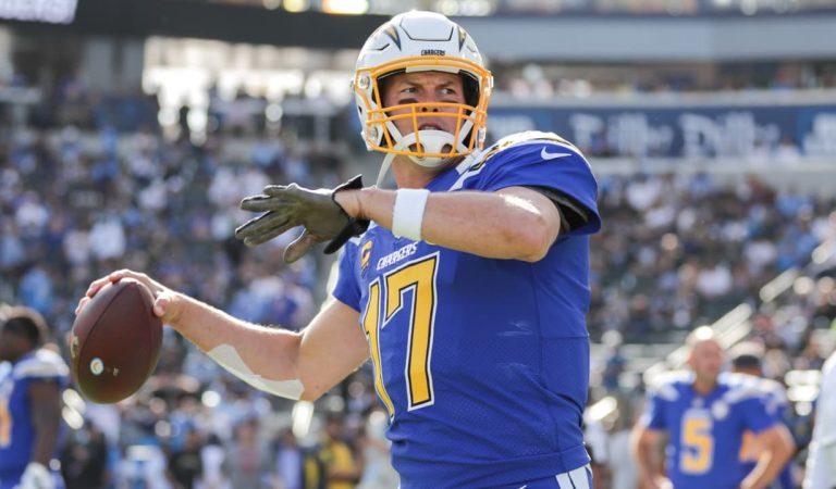 Indianapolis Colts hace oficial la llegada de Philip Rivers