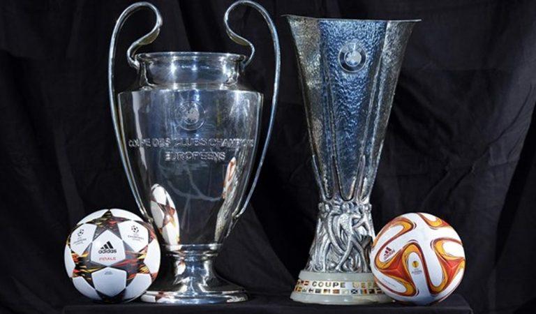UEFA pospone las finales europeas hasta nuevo aviso