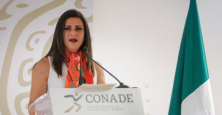 Ana Gabriela Guevara revaluará el plan para los Juegos Olímpicos