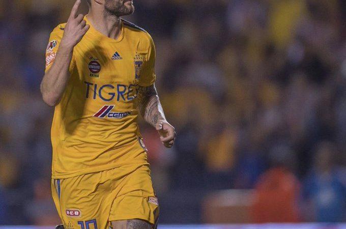 """André-Pierre Gignac domina a los Pumas en el """"Volcán"""""""