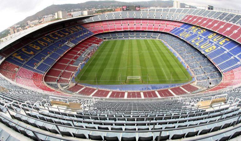 OFICIAL: El Barcelona vs Napoli no tendrá público en el Camp Nou