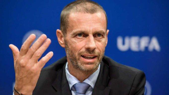 Los tres escenarios de la UEFA ante la crisis del Covid-19