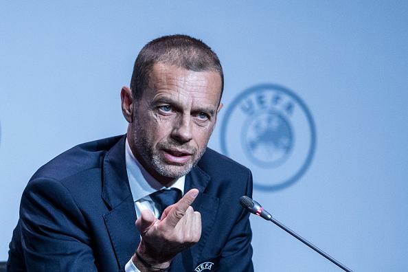 La UEFA pedirá la reanudación inmediata de sus ligas terminada la cuarentena